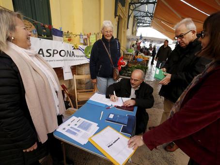 L'Aspona invite les citoyens à prendre part au Grand débat sur la transition écologique