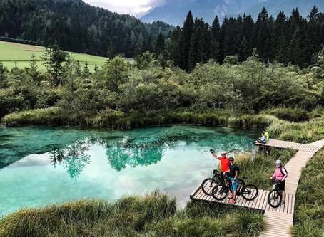 Mountain biking holidays in Slovenia