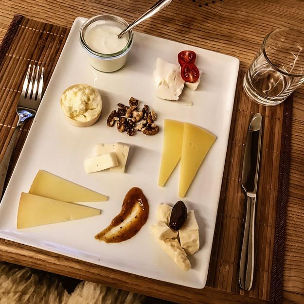 Cheese factory farmhouse Pustotnik