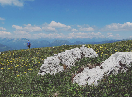 A brief history of hiking and biking in Slovenia