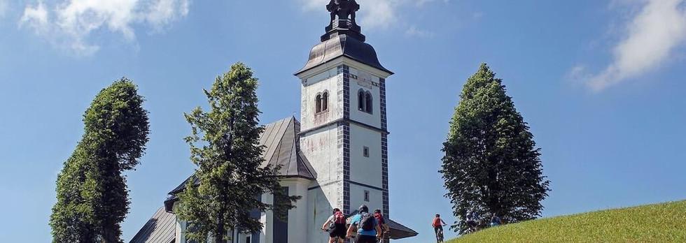 Mountain biking in Škofja Loka