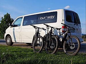 Custom bike tour