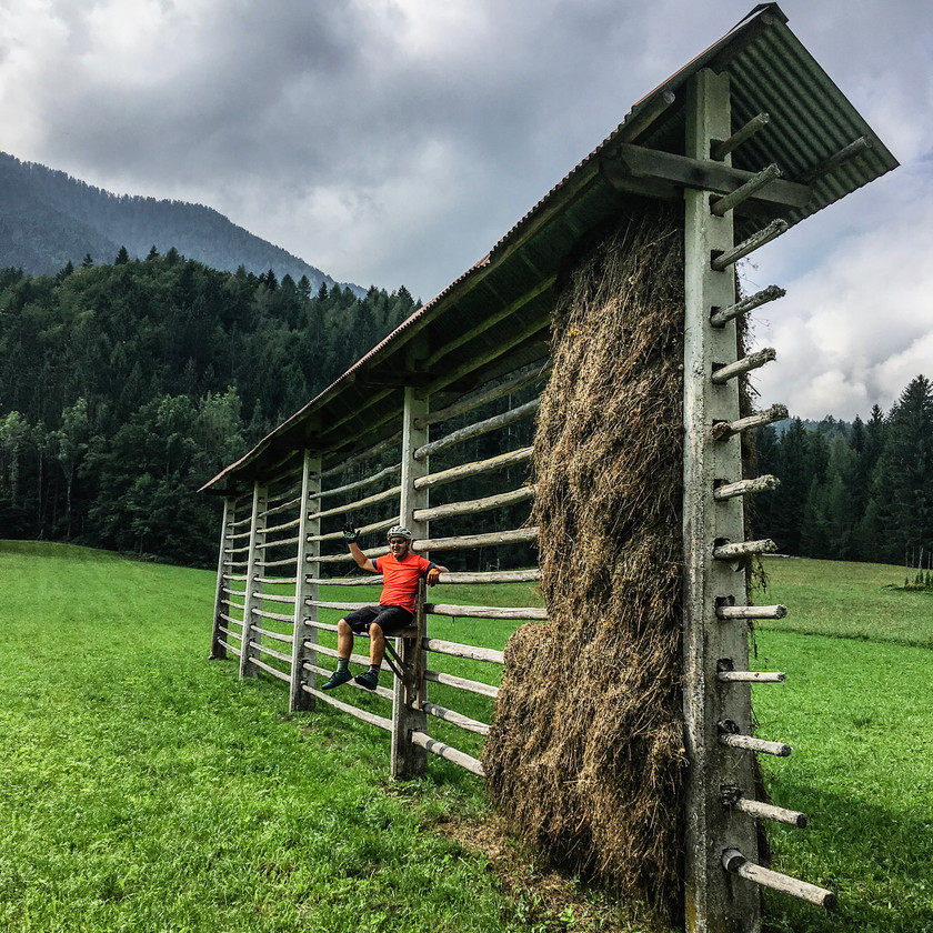 Bohinj countryside