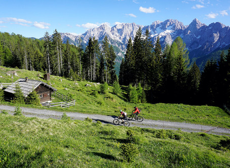 Best cycling tours in Slovenia