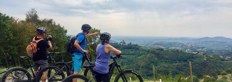 Custom bike tour Slovenia