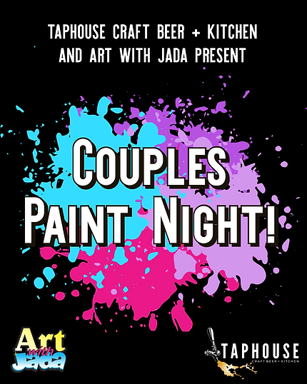 Couples Paint Night Taphouse