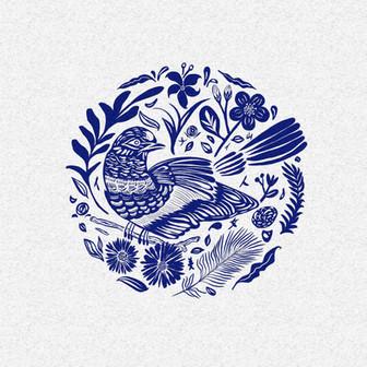 Digital Illustration for Tidy Nest