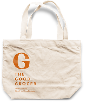 Tote Bag Design for the GOOD Grocer