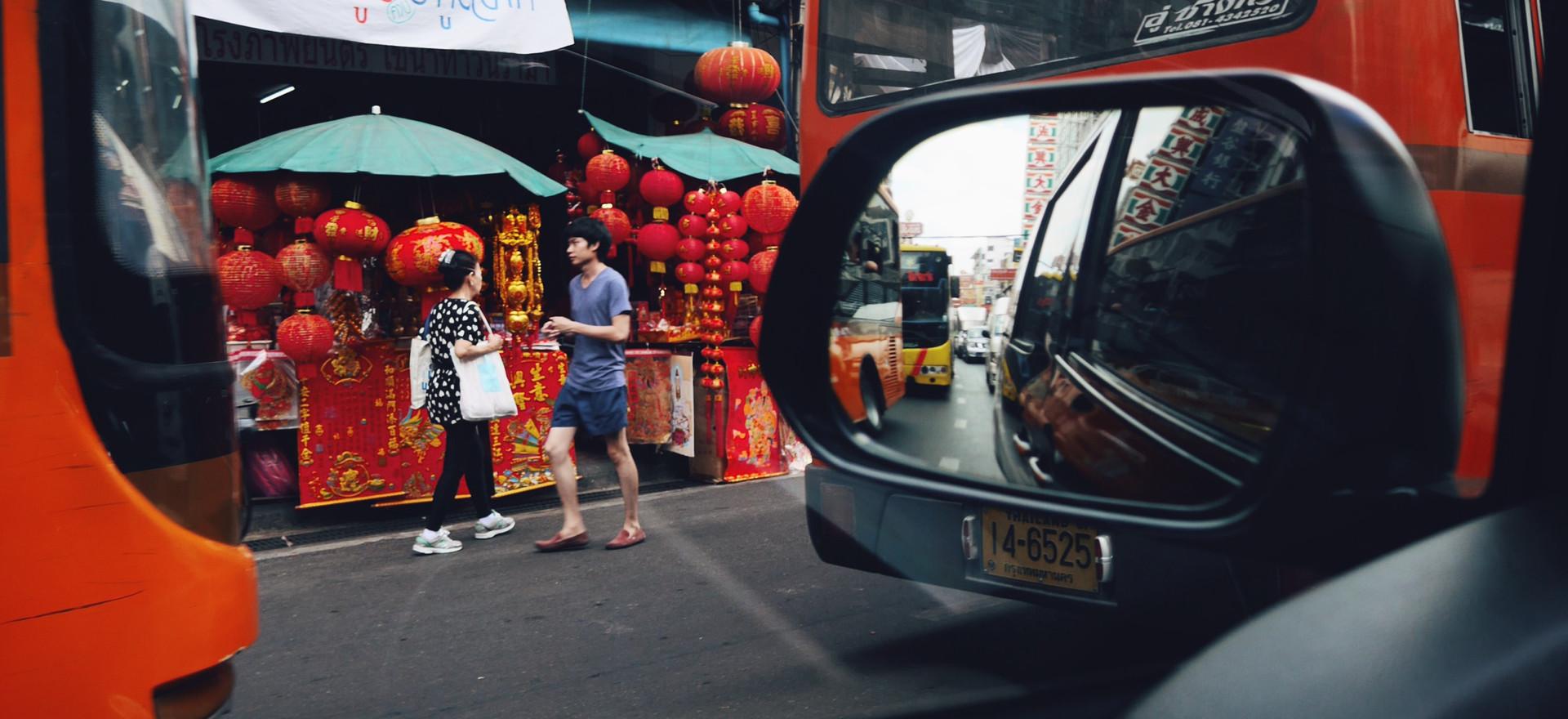 Bustlin' Bangkok