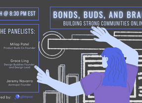 3 student entrepreneurs share how they built 5000+ member virtual communities