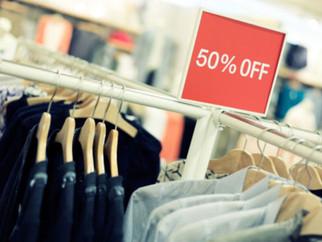 Flash sale sites