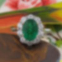 emerald, green, beryl
