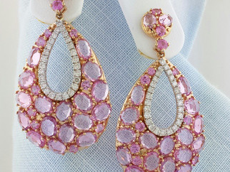 Colored stone jewelry trends for 2015