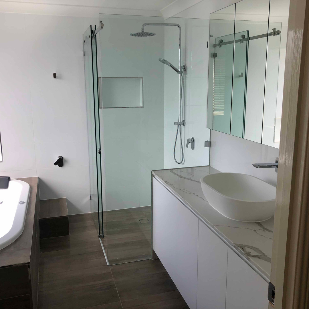 Quality fixtures and fitting on all new builds