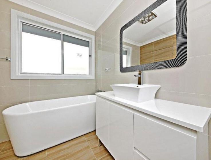 We love this Bathroom renovation