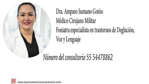 Dra. Amparo Sumano Gotóo
