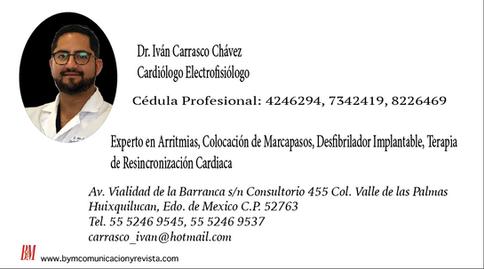 Dr. Ivan Carrasco Chávez