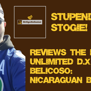 MrCigarEnthusiast Reviews The Diesel Unlimited d.X Belicoso - Nicaraguan Blend