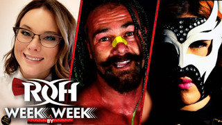 ROH Week By Week: Round 1 in the Books! Semi-Final Preview & Faccion Ingobernable Update