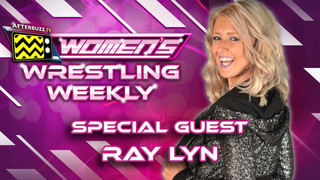 Ray Lyn From WOW & Heather Monroe Speak With Women's Wrestling Weekly...