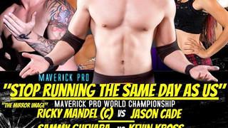 Maverick Pro Wrestling's Next Live Event On April 22nd