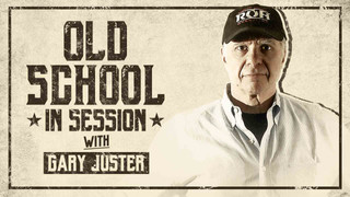 Old School In Session Episode 7: Gary Juster Tells His Favorite Ric Flair Stories