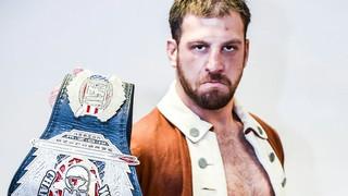 Interview With Drew Gulak, Current CZW World Heavyweight Champion