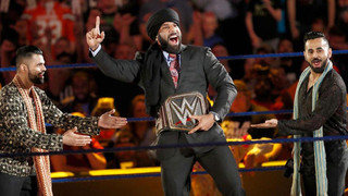 Jinder Mahal Comments On His Release From The WWE In 2014