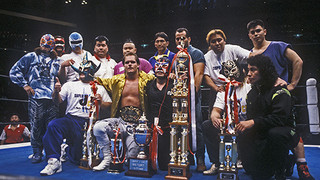 1994 Super J Cup (20 Years ago today)