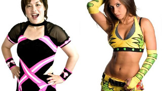 Shanna vs. Emi Sakura - The Yardstick Women's Pro Wrestling Should Be Measured From