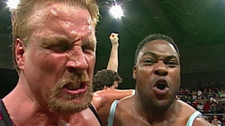 Former WCW Enhancement Talent Ice Train Speaks With Shining Wizards On Scott Norton & More...