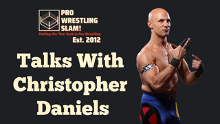 Interview With Christopher Daniels, Former TNA Superstar