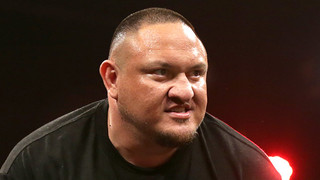 Samoa Joe Comments On Meeting Vince McMahon In The Future, Working With Brock Lesnar...
