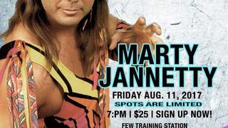 FEW Presents: Marty Jannetty's Pro Wrestling Seminar