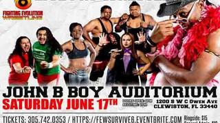 FEW Survive 6: June 17th