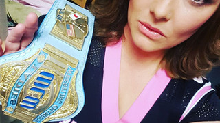 """Interview With """"Miss Natural"""" Heather Patera, Former Six Time WLW Ladies Champion & Cu"""
