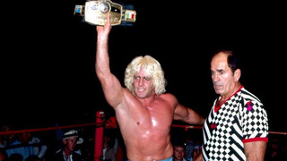 Ric Flair Recently Admitted To Hospital