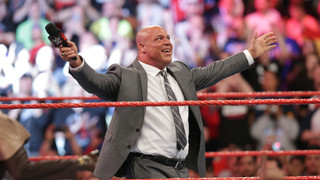 Kurt Angle Comments On How Ric Flair Saved Him From A Possibly Dismal Career In WCW
