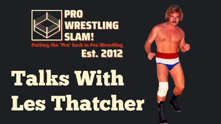 Interview With Les Thatcher, Former WWE & WCW Executive And Professional Wrestling Trainer