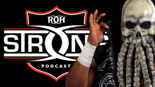 ROH Strong Podcast Episode 23 With Guest Jonathan Gresham