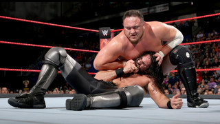 """Samoa Joe Talks On Working With Brock Lesnar: """"He's Stronger Than Strong."""""""