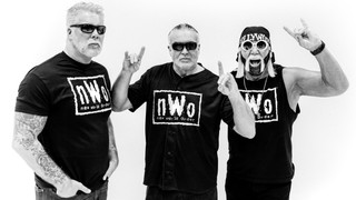 Hulk Hogan Brings The Hype For The nWo Reunion Tour In New Video