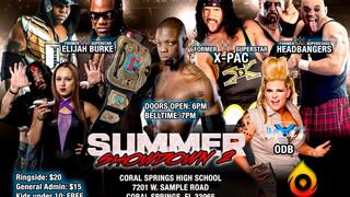 Fighting Evolution Wrestling's Summer Showdown 2: June 10th