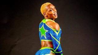 Lucha Underground Star Sonny Kiss Speaks With Women's Wrestling Weekly, Differences Between LU A