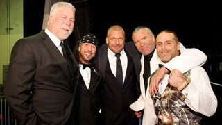 Triple H Brought Into The Kliq On The Advice Of DDP