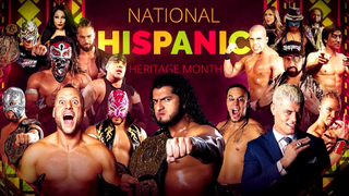 Paying Tribute To Hispanic ROH Stars Of Past & Present!