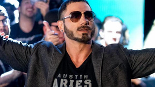 Breaking: Austin Aries Released From The WWE