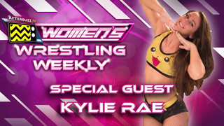 Kylie Rae Speaks With Women's Wrestling Weekly On Being AAW Women's Champion & More...