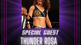 Former NWA Women's Champion Thunder Rosa Talks About Shameful PWI Rankings & More!