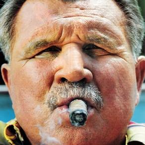 NFL Football & Cigars Go Together Like Salt & Pepper